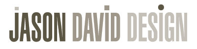 Jason David Design Retina Logo